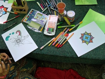 Anouki Art @ Transylvaliens Festival 2014